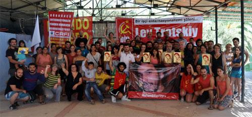 "DIP summer camp, a ""festival of proletarian internationalism"""