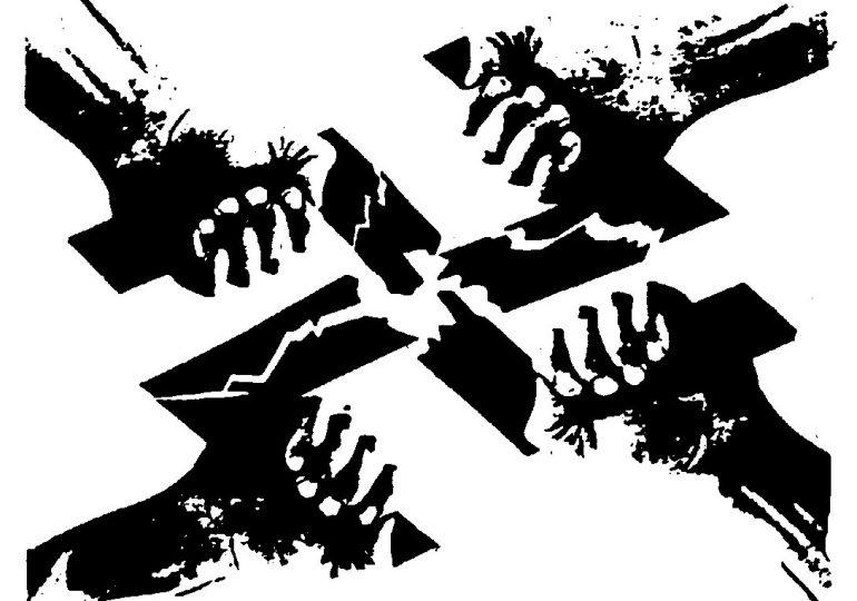 ΤΣΑΚΙΣΤΕ ΤΟ ΚΑΠΙΤΑΛΙΣΤΙΚΟ ΚΡΑΤΟΣ ΚΑΙ ΤΟ ΦΑΣΙΣΤΙΚΟ ΠΑΡΑΚΡΑΤΟΣ
