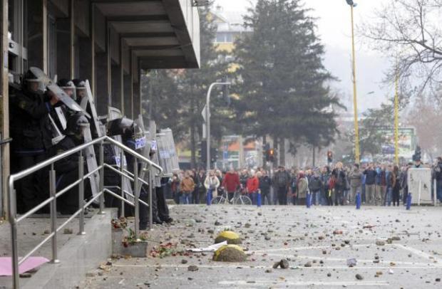 RAKOVSKY CENTER DECLARATION ON BOSNIA