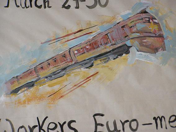 Ανακοινωση της 2ης Εργατικης Ευρωμεσογειακης Συνδιασκεψης