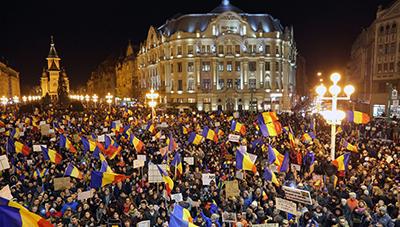 Τί συμβαίνει στη Ρουμανία;
