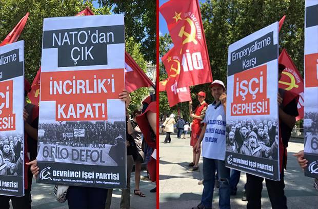 4ο Συνέδριο του DIP- Toυρκία: Aγώνας για την ήττα του Ιμπεριαλισμού και του Δεσποτισμού