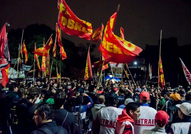 Aργεντινή: Το τυπογραφείο της AGR-Clarin, 70 ημέρες υπό κατάληψη