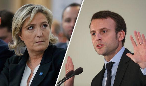 ΓΑΛΛΙΑ: Ni patrie ni patron / ni Le Pen ni Macron  (Ούτε πατρίδα, ούτε αφεντικό / ούτε Λε Πεν, ούτε Μακρόν)!