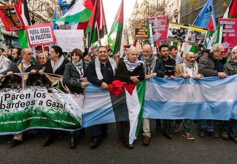 Bουλευτές της Αργεντινής απαιτούν την άμεση απελευθέρωση της Khalida Jarrar και της Khitam Saafin