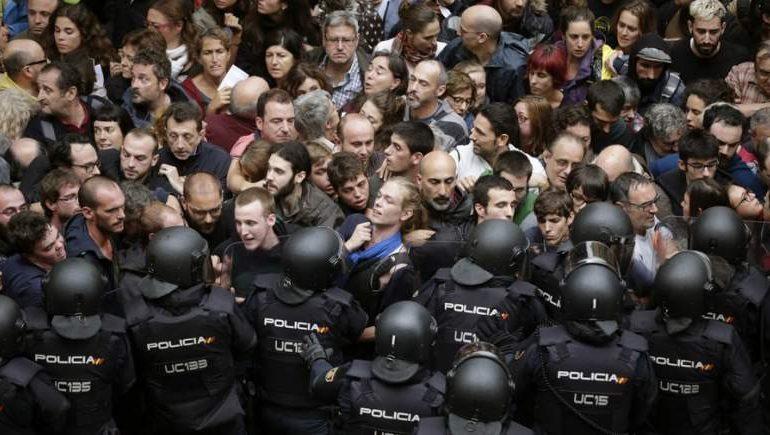 Το ΕΕΚ υποστηρίζει ανεπιφύλακτα το δικαίωμα για εθνική αυτοδιάθεση του Καταλανικού λαού μέχρι αποχωρισμού.
