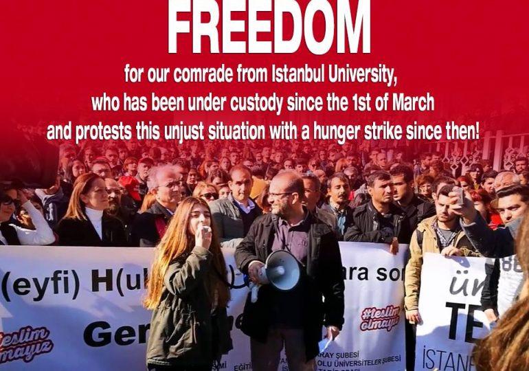 Απελευθέρωση των 17 Τούρκων φοιτητών #GözaltılarSerbestBırakılsın
