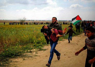 Όχι στην προσάρτηση των Παλαιστινιακών εδαφών στο Ισραήλ