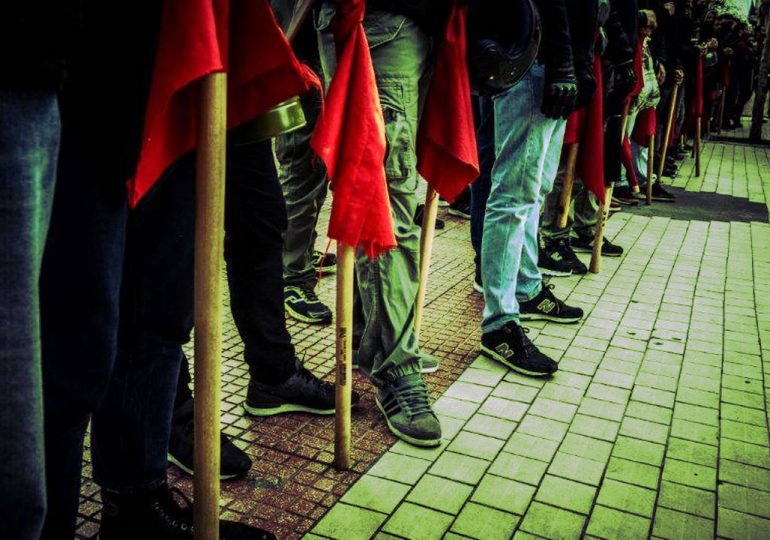 ΔΙΕΘΝΙΣΤΙΚΗ ΣΥΓΚΕΝΤΡΩΣΗ & ΔΙΑΔΗΛΩΣΗ Ενάντια στο εθνικιστικό συλλαλητήριο στις 20 Ιανουαρίου