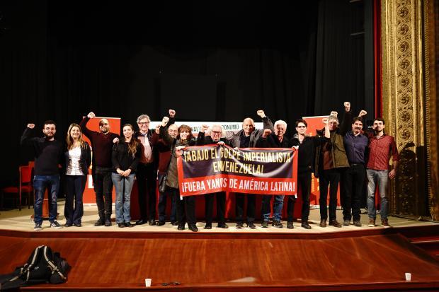 Διακήρυξη της διεθνιστικής συνάντησης Κωνσταντινούπολης για την Βενεζουέλα
