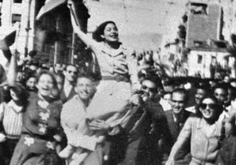 12 Οκτώβρη 1944: H απελευθέρωση της Aθήνας από τα ναζιστικά στρατεύματα κατοχής
