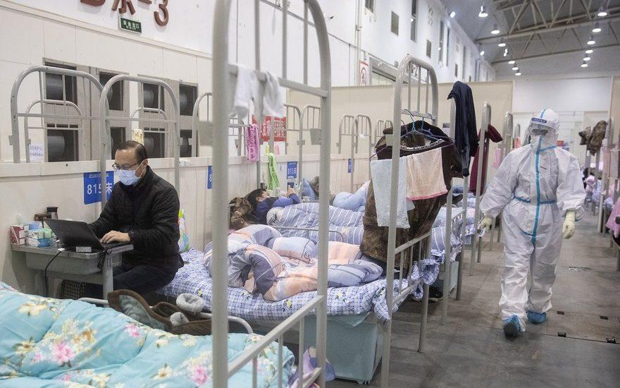 Γαλλία: Ο κορονοϊός θερίζει στα γηροκομεία