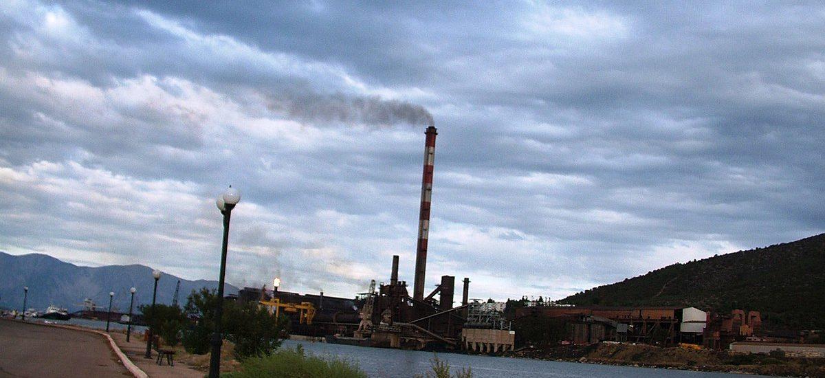 H βιομηχανική δραστηριότητα στην εποχή του Κορονοϊού