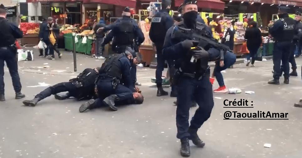 Σε Γαλλία και Βέλγιο: Η αστυνομία σκοτώνει φτωχούς