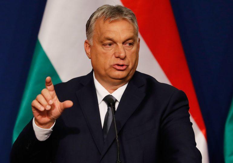 Δικτατορική διακυβέρνηση του Όρμπαν στην Ουγγαρία