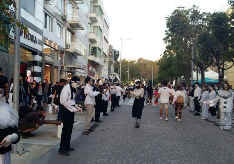 Ηράκλειο Κρήτης: Στην πόλη που ζω δεν θέλω τους φασίστες