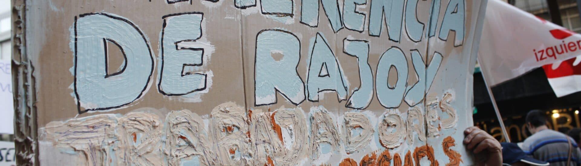 Ισπανία: Πολιτικές εξελίξεις στο κίνημα