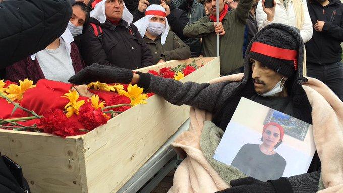 Ο Ibrahim Gökçek των Grup Yorum πέθανε μετά το τέλος της απεργίας πείνας
