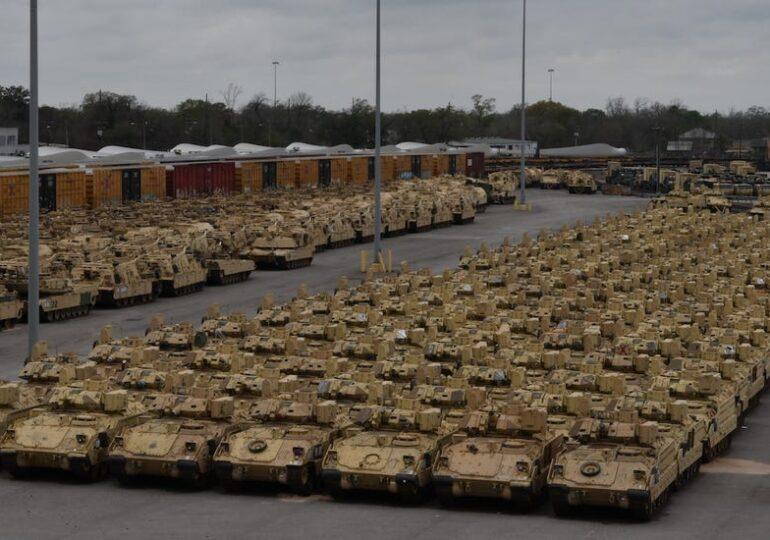DEFENDER-Europe 20 +   Ψυχροπολεμική Αμερικανο - Πολωνική στρατιωτική άσκηση