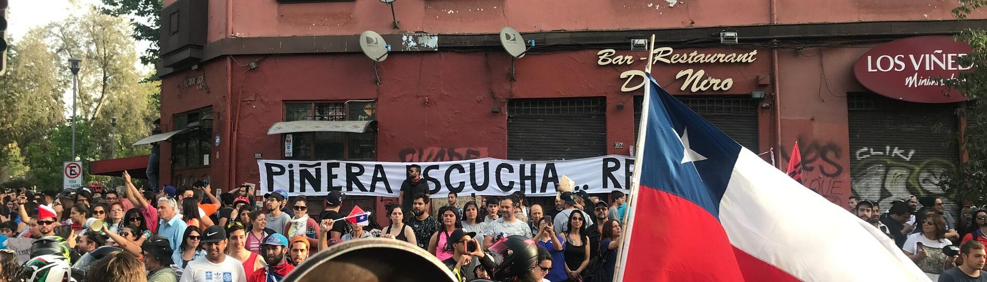 Χιλή: Kάτω ο Piñera