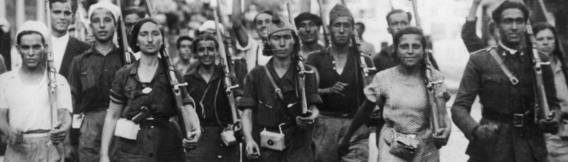 Βαρκελώνη : Τα γεγονότα του Μάη του 1937