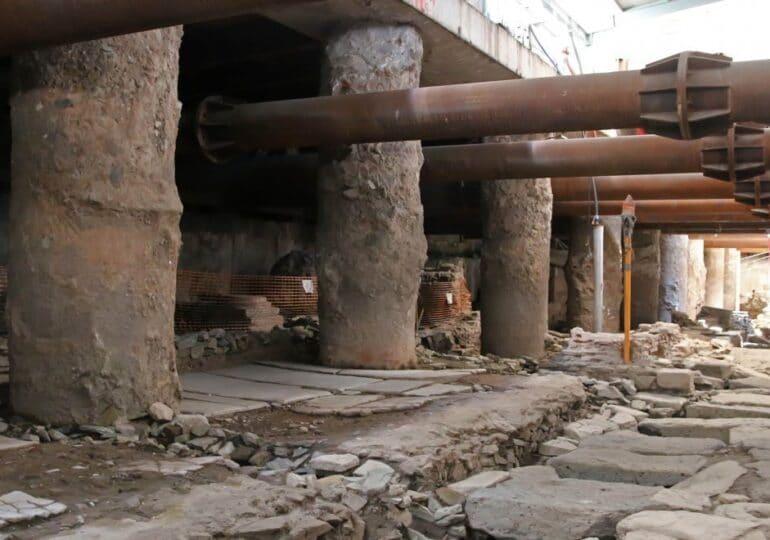 Θεσσαλονίκη: Ιταλοί αρχαιολόγοι λένε ΟΧΙ στην απόσπαση των αρχαίων από το σταθμό Bενιζέλου