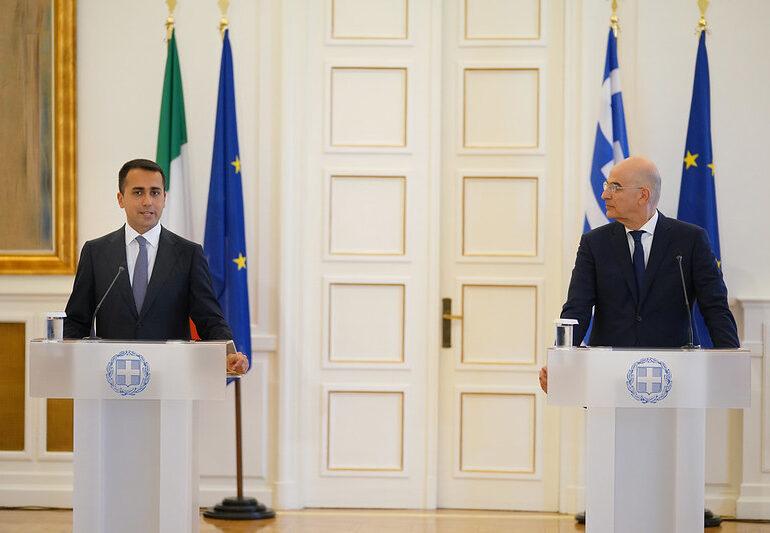 Τι σημαίνει η συμφωνία οριοθέτησης θαλασσίων ζωνών μεταξύ Ελλάδος και Ιταλίας