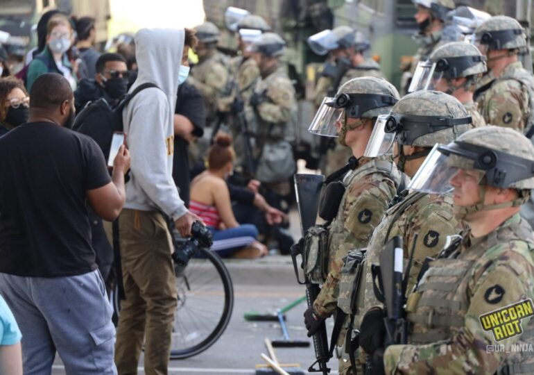 Μερικές πρώτες σκέψεις για την εξέγερση στις ΗΠΑ