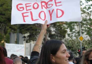 Ο λαός της Aθήνας αλληλέγγυος στους εξεγερμένους των HΠA