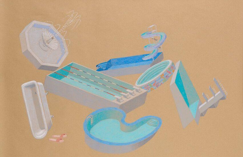 Έκθεση του Διονύση Καβαλιεράτου στη γκαλερί Μπερνιέ στο Θησείο