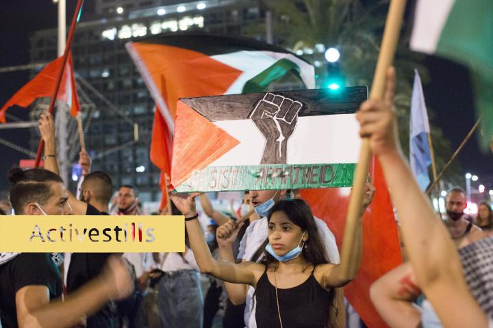 Τελ Αβίβ: Χιλιάδες κατά της προσάρτησης της Δυτικής Όχθης