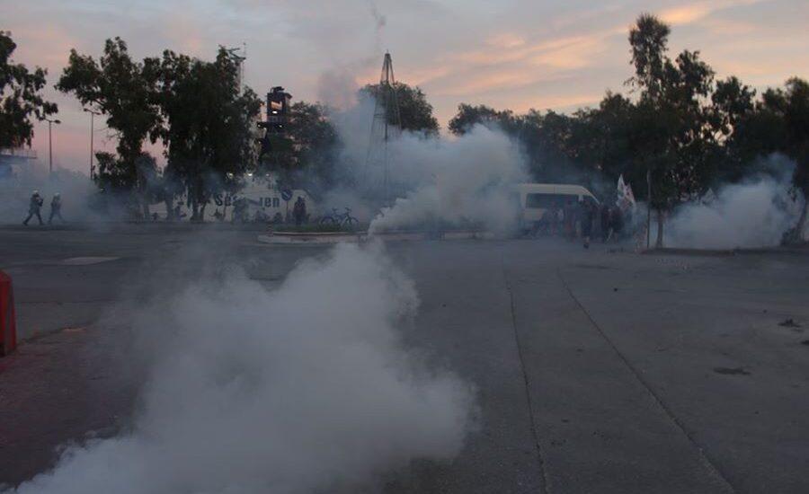 Βόλος: Έπνιξαν με χημικά όλη την πόλη!
