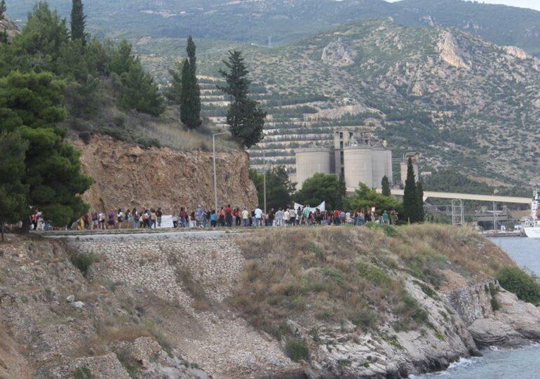 Για την καταστολή των διαδηλωτών στο συλλαλητήριο της 13ης Ιουνίου στο Βόλο: Χωρίς δικαιοσύνη, δεν υπάρχει ειρήνη
