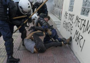 Δουλεύουνε μαζί «δικαιοσύνη» και κρατική καταστολή