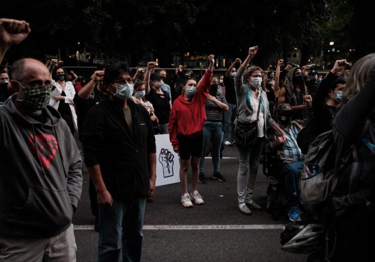 ΗΠΑ-Εργατική απεργία στο πλευρό της αντιρατσιστικής λαϊκής εξέγερσης