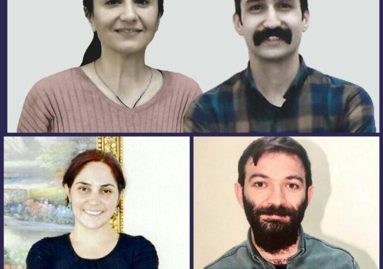 Συγκέντρωση στην Τουρκική Πρεσβεία: Η αναγκαστική σίτιση είναι βασανιστήριο