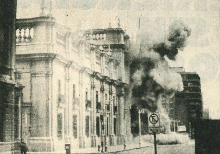 Το Πραξικόπημα στη Χιλή το Σεπτέμβρη του 1973