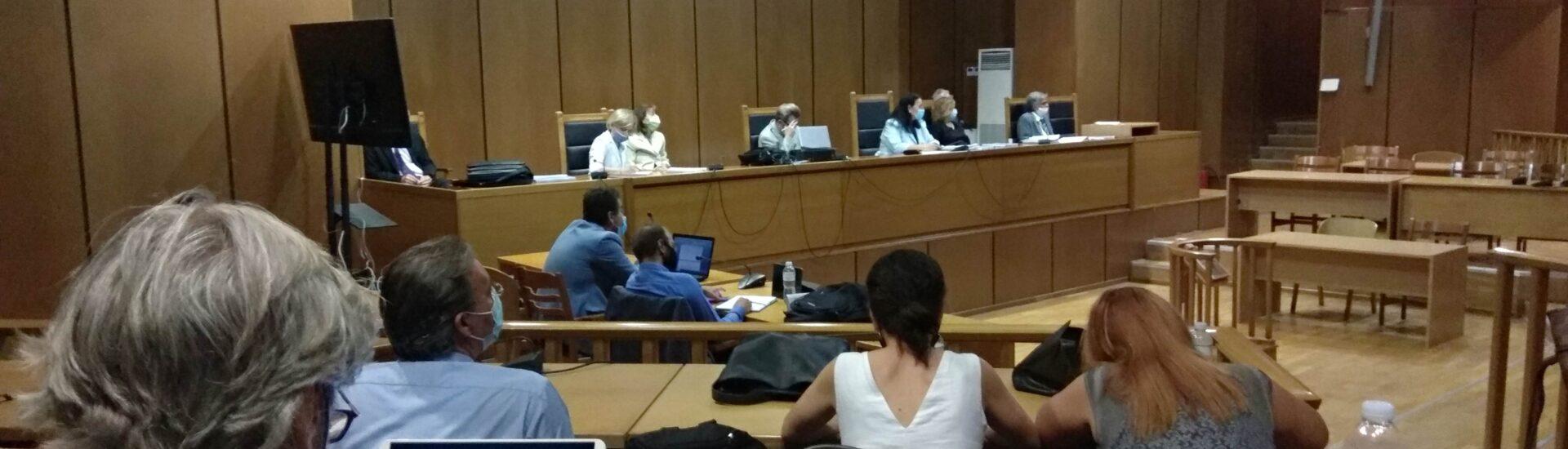 Δήλωση της οικογένειας Φύσσα για το τέλος της δικαστικής διαδικασίας