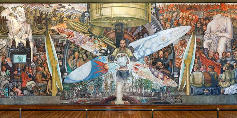 """Ιχνηλατώντας το """"Μανιφέστο για μια ανεξάρτητη επαναστατική τέχνη"""" στη δίνη των καιρών"""