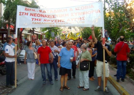 7 χρόνια από την δολοφονία του Π. Φύσσα - Οι Ναζί στην φυλακή