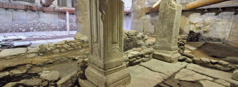Διεθνής Συνέλευση του ICOMOS: Μην καταστρέφετε τις αρχαιότητες του Σταθμού Βενιζέλου