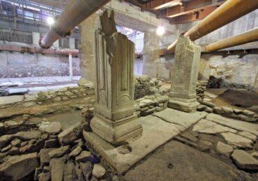 ΣΕΑ: Η καταστροφική πορεία για τις αρχαιότητες στον Σταθμό Βενιζέλου συνεχίζεται