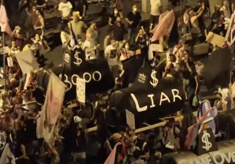 Ισραήλ: Η κυβέρνηση θέλει να απαγορεύσει τις διαδηλώσεις