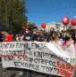 Δυναμισμός και ενθουσιασμός στην πανεκπαιδευτική διαδήλωση