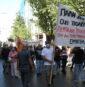 Ανταπόκριση από την Αντιπολεμική – Αντιμιλιταριστική Διαδήλωση
