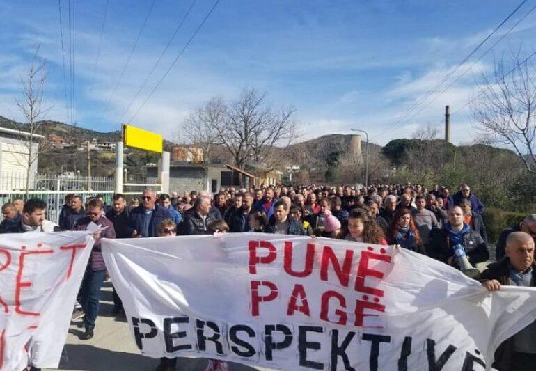 Αλβανία: Εμπαιγμός για 800 εργάτες διυλιστηρίου