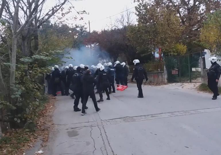 Σύλλογος εστιακών φοιτητών Πανεπιστημίου Ιωαννίνων: Όργιο καταστολής και ωμής βίας στις 17 Νοέμβρη