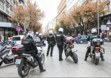 Θεσσαλονίκη: Με θάρρος αντιμετώπισαν την αστυνομία