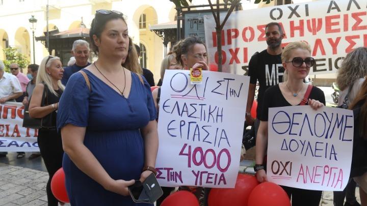 Ένωση Νοσοκομειακών Ιατρών Θεσσαλονίκης: Η τραγική αλήθεια δεν μπορεί να κρυφτεί με ψεύδη