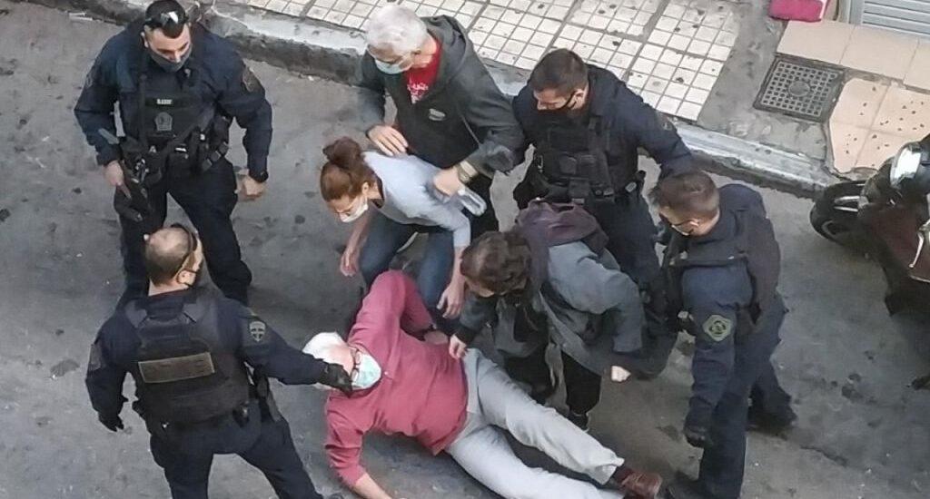 Η αστυνομία παίρνει την σκυτάλη από την ναζιστική Αυγή